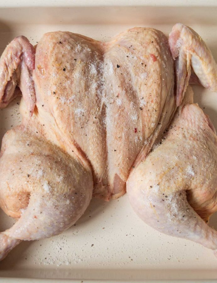 How To Butterfly A Chicken | Step by Step Guide