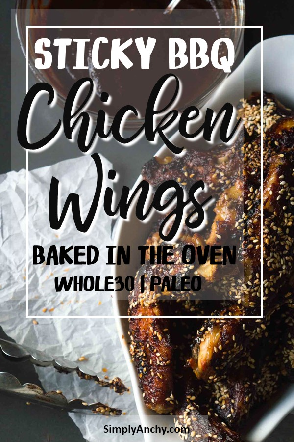 oven baked bbq chicken wings recipe